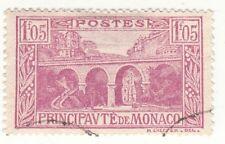 TIMBRE  MONACO N° 96  VIADUC DE SAINTE DEVOTE