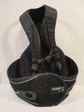 Aspen Medical Summit 456 Lumbar Support Back Brace  size MED w/ Shoulder Harness