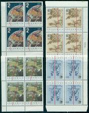 Gb Sg1254 Thru 1257, Block Of 4 Set, Mint, Og, Nh, Great Price!