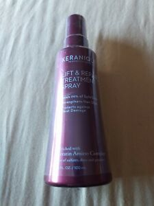 Keranique Lift & Repair Treatment Spray 3.4 ounces. Brand New and Sealed