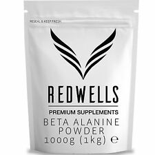 BETA ALANINE 1kg - PHARMACEUTICAL QUALITY - SAME DAY DESPATCH - WITH FREE SCOOP!