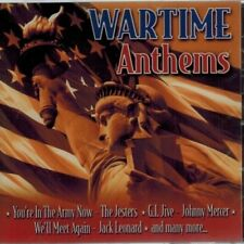 Wartime Anthems - Various Artists (CD 2001)
