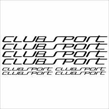Aufkleber Set CLUBSPORT Sticker