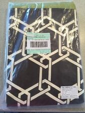 NWT The Company Store Bromley Shower Curtain Espresso #VH29