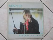 "Renaud 33 t vinyle,""Mistral gagnant"