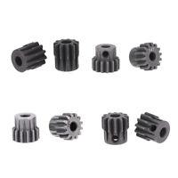 2Pcs M1 5mm Pinion Motor Gear for 1/8 RC Car Brushed Brushless Motor Z1C8