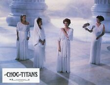 CLAIRE BLOOM CLASH OF THE TITANS 1981 RAY HARRYHAUSEN  VINTAGE LOBBY CARD N°4