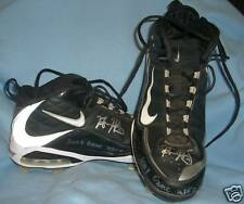 Nick Hundley Signed Auto'd Game Used Cleats PSA/DNA LOA