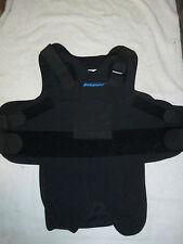 CARRIER for Kevlar Armor- (WOMANS)- BLACK 2XL/2W  Bullet Proof Vest Carrier Only