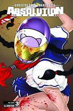 Absolution Rubicon #3 Final Justice Cover Comic Book 2013 - Avatar