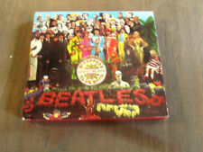 coffret 1 CD THE BEATLES + livret / Sgt Peppers Lonely Hearts Club Band