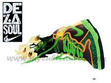 Original De La Soul is Dead Art Print Sole Sneaker Nike Vintage Kicks Album