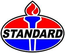 "6"" STANDARD TORCH GAS PUMP OIL TANK DECAL"