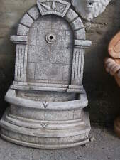 FONTANA  A MURO CEMENTO MARMO PIETRA alt. 120 cm