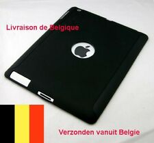 NEW  iPad 2   Silicone Cover Case for  16G /32G Noir