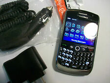 GOOD BlackBerry Curve 8900 Camera QWERTY WIFI 3G GSM GPS Video AT&T Smartphone