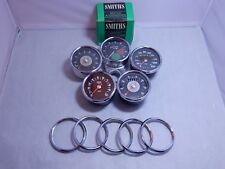UK MADE! SMITHS MAGNETIC BEZEL ONLY BSA TRIUMPH AJS NORTON MATCHLESS 500 650 750