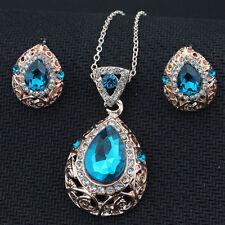 Unbranded Sapphire Costume Jewellery Sets