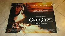 Grey Owl movie poster - Pierce Brosnan poster - 30 x 40 inches