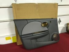 NOS NEW 2003-2007 SATURN ION LH ( DRIVERS ) DOOR PANEL GM 10368559