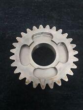 APRILIA SXV 450 / 550 - 2ND Wheel Gear Z=27 - OEM PART # AP9150262
