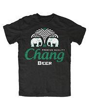 Chang Beer Premium T-Shirt Thailand,Elefant,Bangkok,Logo,Hangover,Fun,Kult,