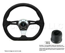 Nardi Kallista 350mm Steering Wheel + Hub for Honda 6314.35.3071 + .1812