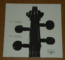LP Vinyl Beethoven Schumann Violin Westphal Ortleb Gerhardt Baumann Colosseum