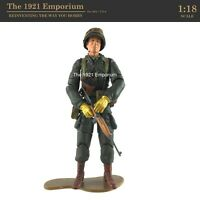 ☆ 1:18 21st Century Toys Ultimate Soldier WWII US Army 101st Airborne Soldier