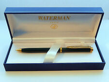 WATERMAN GENTLEMAN  GREEN  & GOLD TRIM  0.5mm  PENCIL NEW IN B