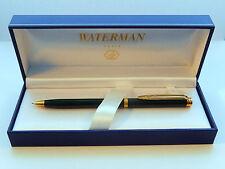WATERMAN GENTLEMAN  GREEN  & GOLD TRIM  0.5mm  PENCIL NEW IN BOX