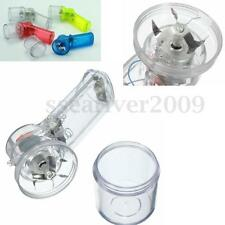 Plastic Electric Cigar Grinder Hand Muller Smoke Herbal Herb Spice Crusher