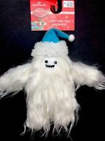 2019 Rudolph The Rednosed Reindeer Abominable Snowman Monster Christmas Ornament