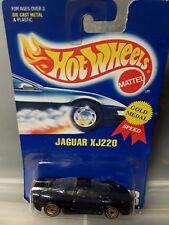 HOT WHEELS, JAGUAR XJ220, COLLECTOR NO 203, 1991
