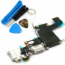 "Replacement Dock Connector Port Headphone Jack Flex For iPhone 6 4.7"" & Tools"