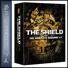 THE SHIELD - THE COMPLETE COLLECTION - SEASONS 1 2 3 4 5 6 & 7 *BRAND NEW DVD***