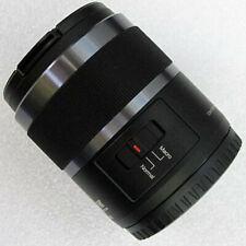 New Black YI 42.5mm F1.8 lens Micro 4/3 Mount For Olympus For Panasonic ForKodak