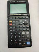 Casio CFX 9850GB Plus Graphing Calculator Color Power Graphic 32kb