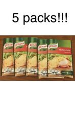 5 Packs Knorr Hollandaise Sauce Mix 0.9oz Packets Holandesa Cream FAST SHIPPING