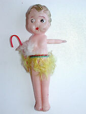 Vintage 1916-1930's A.B. & Co. Celluloid Kewpie Doll