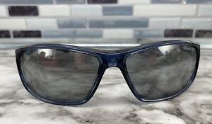 Authentic Nike Max Optics Varsity EV0821 407 505 YOUTH Sunglasses Blue