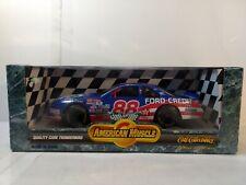Ertl American Muscle Dale Jarrett #88 Ford Credit 1:18 Scale Diescast dc3024