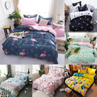 Home Living Comforter Duvet Cover Bed Flat Sheets and Pillow Covers Bedding Set