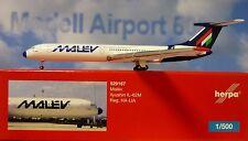 Herpa Wings 1:500 Ilyushin IL - 62M  Malev Hungarian Airlines HA-LIA 529167