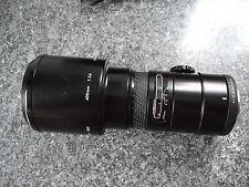Sigma 400 mm f5.6 MC AF Premier objectif pour Pentax