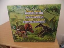 Wind Up Animated 3D Puzzle New Sealed