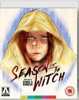 Season of the Witch Blu-Ray (2018) Jan White, Romero (DIR) cert 15 ***NEW***