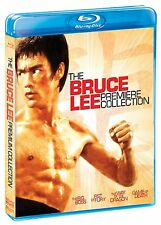 NEW!! The BRUCE LEE Premiere 4 discs Collection (Big Boss/Game of Death) Blu-ray