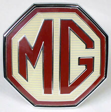MGF Rear Boot Badge, Brand New, MG Rover part; DAB101360