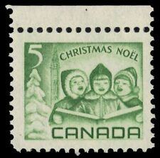 "Canada 477 - Christmas ""Children Singing"" Dull Paper (pf84334)"